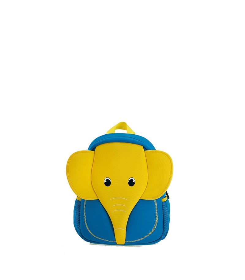 Mochila Infantil - Elefante - Neoprene - MENINO&MENINA - A008  - Menino & Menina 2
