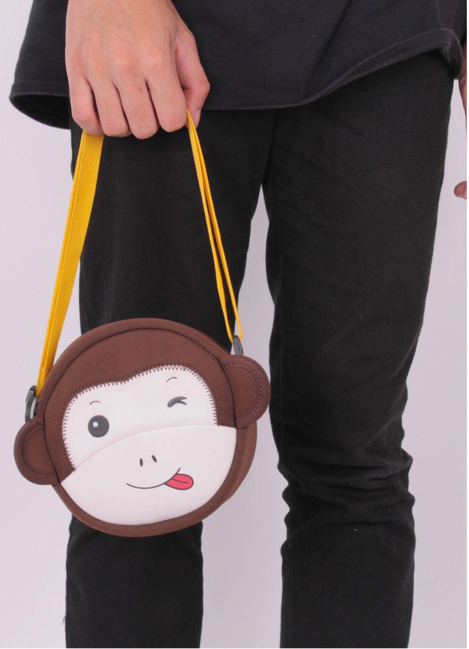 Mochila Infantil Macaco Neoprene  - Menino_Menina