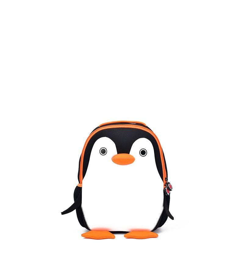Mochila Infantil - Pinguim - A22  - Menino_Menina