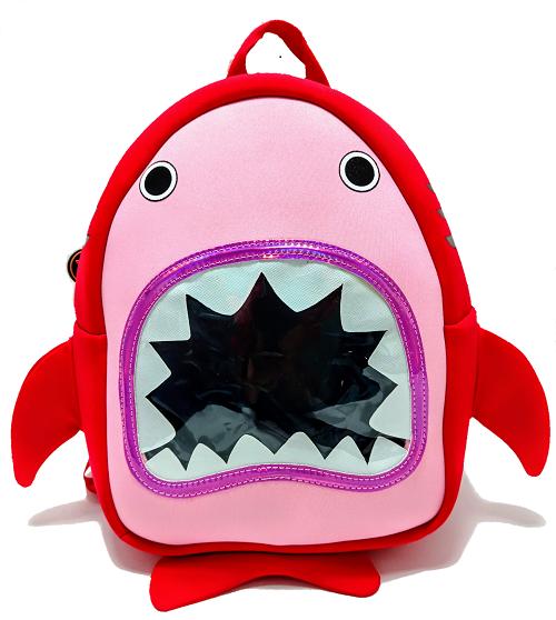 Mochila Infantil - Tubarão  - Menino_Menina