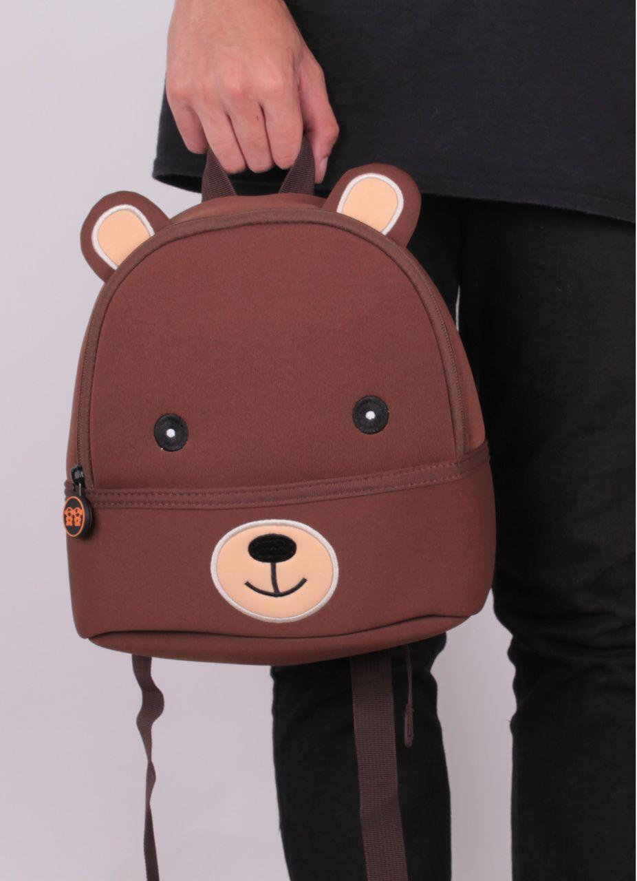 Mochila Infantil Urso Neoprene  - Menino_Menina