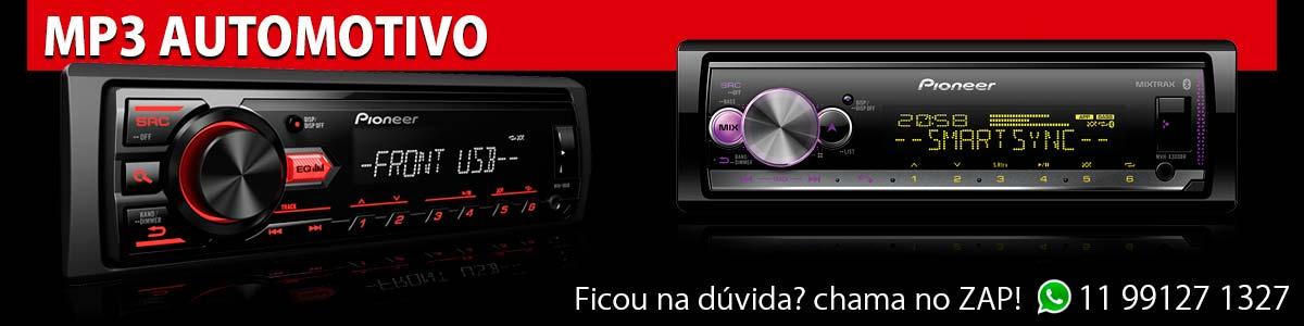 MP3 automotivo