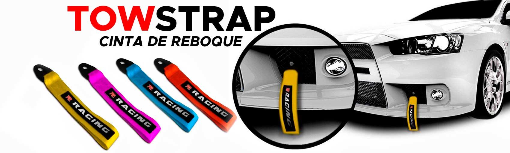 Tow Strap cinta de reboque