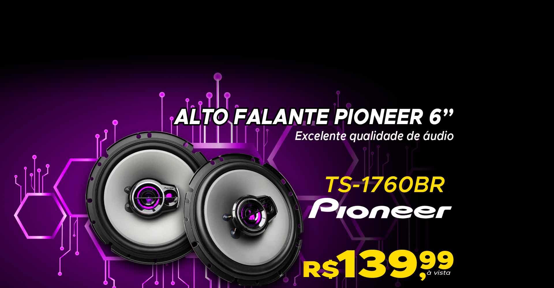 Falante Pioneer TS 1760BR