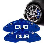 Capa pinça de freio DUB azul universal