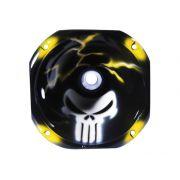 Cone de Corneta Grafitada Justiceiro Amarelo 1450 (Curto)
