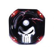 Cone de Corneta Grafitada Justiceiro Vermelho 1450 (Curto)