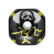 Cone de Corneta Grafitada Pânico Frontal Amarelo 1450 (Curto)