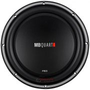 "Falante subwoofer MB Quart 12"" Power Series PS3-302 300WRMS"