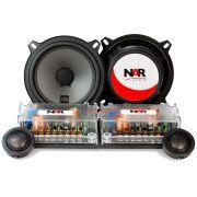 """Kit 2 vias NAR áudio 5"""" série 2 525-CS2 60WRMS"""