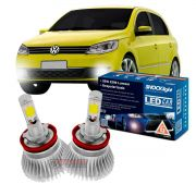 Kit LED Gol G6 2013 2014 2015 2016 tipo xenon farol de milha H11 35W Headlight