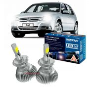 Kit LED Golf 2007 2008 2009 2010 2011 2012 2013 tipo xenon farol baixo H7 35W Headlight