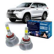 Kit LED Hilux SW4 2012 até 2020 tipo xenon farol de milha HB4 35W Headlight