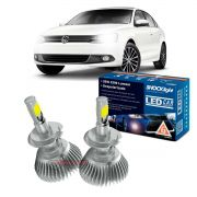 Kit LED Jetta 2007 2008 2009 2010 2011 2012 2013 2014 tipo xenon farol baixo H7 35W Headlight