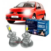 Kit LED Clio 2004 2005 2006 2007 2008 2009 2010 2011 2012 tipo xenon farol baixo H7 35W Headlight