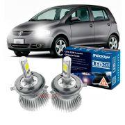 Kit LED Fox 2003 2004 2005 2006 2007 2008 2009 tipo xenon farol alto e baixo H4 35/35W Headlight