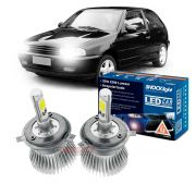 Kit LED Gol G2 1995 1996 1997 1998 1999 2000 2001 2002 2003 tipo xenon farol alto e baixo H4 35/35W Headlight
