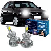 Kit LED Gol G3 2000 2001 2002 2003 2004 2005 Farol Duplo tipo xenon farol baixo H7 35W Headlight