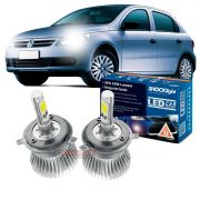 Kit LED Gol G5 2008 2009 2010 2011 2012 tipo xenon farol alto e baixo H4 35/35W Headlight