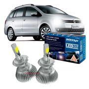 Kit LED SpaceFox 2010 até 2018 tipo xenon farol baixo H7 35W Headlight