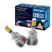 Kit LED 2D Headlight  tipo xenon modelo H27 35W