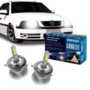 Kit LED Gol G3 2000 2001 2002 2003 2004 2005 tipo xenon farol alto e baixo H4 35/35W Headlight