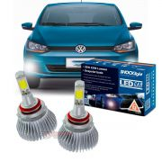 Kit LED Fox 2010 até 2020 tipo xenon farol de Milha HB4 35W Headlight