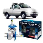 Kit LED Strada 1996 1997 1998 1999 2000 2001 tipo xenon modelo H4 35W  encaixe original plug & play New Headlight