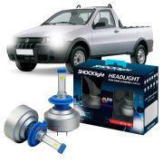 Kit LED Strada 1996 até 2007 tipo xenon modelo H7 35W encaixe original plug & play New Headlight