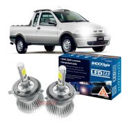 Kit LED Strada 1996 1997 1998 1999 2000 2001 tipo xenon farol alto e baixo H4 35W Headlight