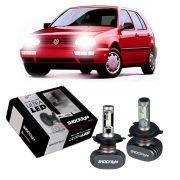 Kit Ultra LED Golf farol simples 1993 1994 1995 1996 1997 tipo xenon farol alto e baixo H4 50W