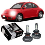 Kit Ultra LED New Beetle 2006 2007 2008 2009 2010 2011 2012 tipo xenon farol baixo H7 50W