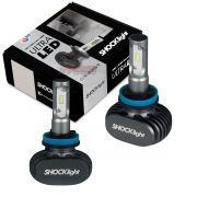 Kit Ultra LED tipo xenon Shocklight modelo H11 50W