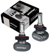 Kit  Ultra LED tipo xenon modelo H16 50W