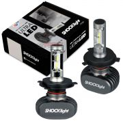 Kit Ultra LED tipo xenon modelo H4 50W