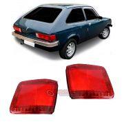 Lanterna traseira Chevette Hatch canto 1980 1981 1982 (PAR)