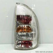 Lanterna traseira Corsa 4P 2000 2001 2002 cristal lado direito
