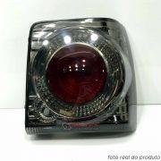 Lanterna traseira Fiat Uno 1985 até 2003 fume lado direito
