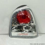 Lanterna traseira Gol Bola 1995 1996 1997 1998 1999 Evolution II cristal modelo arteb lado direito