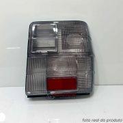 Lanterna traseira Uno 1984 até 2004 fumê lado direito