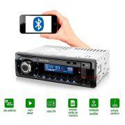 MP3 automotivo Multilaser Talk com bluetooth
