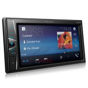 Multimídia Pioneer 2 Din MVH G218BT com Bluetooth