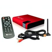 Receptor de TV Digital 1SEG