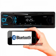 Som automotivo MP3 Positron SP2230BT com Bluetooth e USB