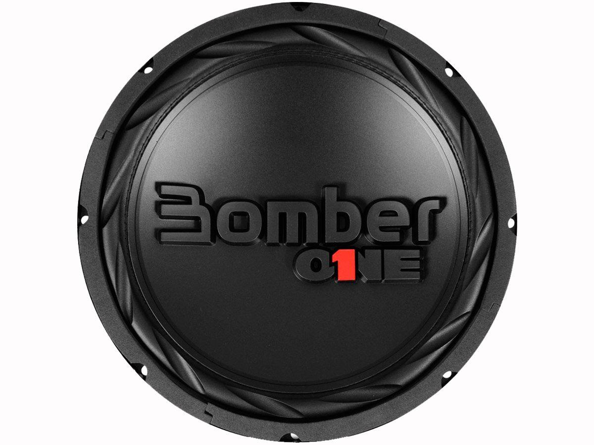 """Alto falante 12"""" Subwoofer Bomber One SW12BO200-B4 (200 WRMS)"""