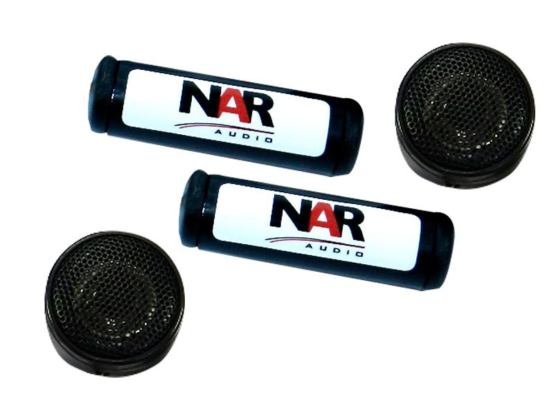 "Alto falante 4"" NAR Kit 2 vias 400-CS1 (50WRMS)"