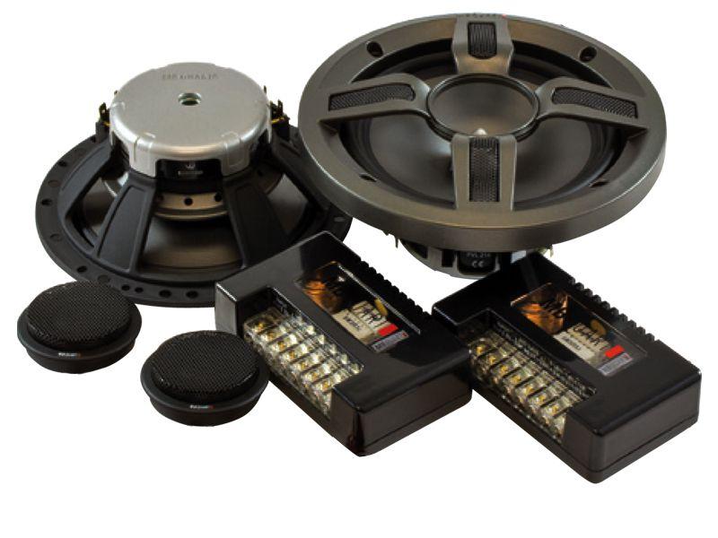 "Alto falante 6"" MB Quart Kit 2 vias PVL216 (140WRMS)"
