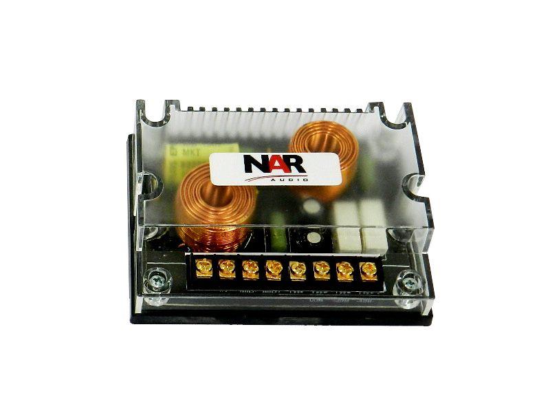 "Alto falante 6"" NAR Kit 2 vias Kevlar 600-CS3 60WRMS"