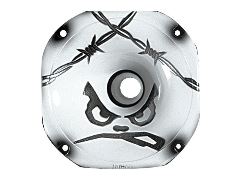 Cone de Corneta Grafitada Bravo Branco 1450 (Curto)