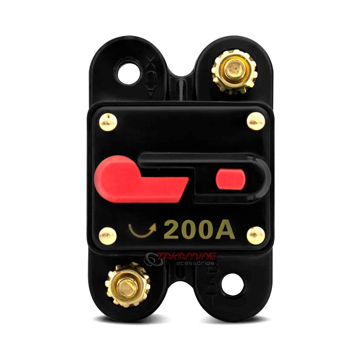 Disjuntor automotivo 200 Amperes